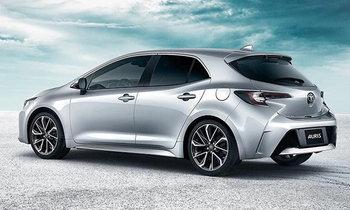 Toyota Auris 2019