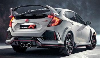 สายซิ่งถูกใจสิ่งนี้! Honda Civic Type R 2020 มาพร้อมสีพิเศษ Boost Blue