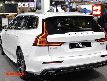 Motor Expo 2019: All-new Volvo V60 หรูหรามาแรงด้วยเครื่องยนต์ระดับท็อป