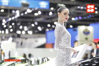 Motor Expo 2019: ยิ้มทีมีละลาย! รวมภาพพริตตี้ อลังการ ดูดี มีระดับ (EP.2)