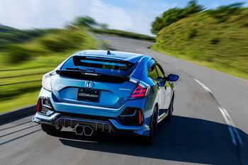 Honda Civic hatchback 2020 กับพลังแห่งความสปอร์ตที่เพิ่มสูงขึ้นจากสำนัก Mugen