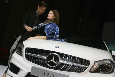 รถใหม่ New! Mercedes Benz A class