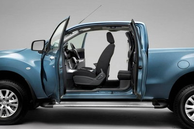 2012 Mazda BT50 Freestyle Cab