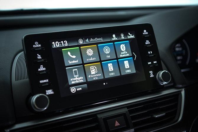 รีวิว All-new Honda Accord 1 5 Turbo EL 2019 ใหม่ ขับสนุก แรงดั่งใจ