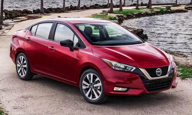 รีวิว Nissan Almera 2019 (Versa) ใหม่ ทั้ง 6 สี สีไหนสวยสุด?