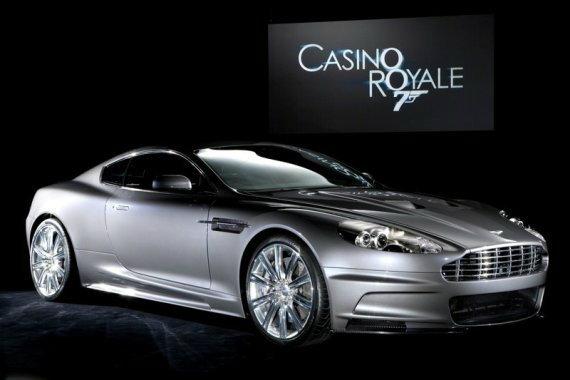 10 รถคู่ใจ 007 ...สายลับเจ้าเสน่ห์ก็ต้องยานยนต์ที่รู้ใจ