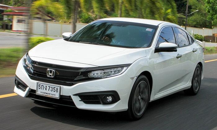 รีวิว 2016 Honda Civic ใหม่ เหนือกว่าทุก 'ซีวิค' ที่เคยเป็นมา