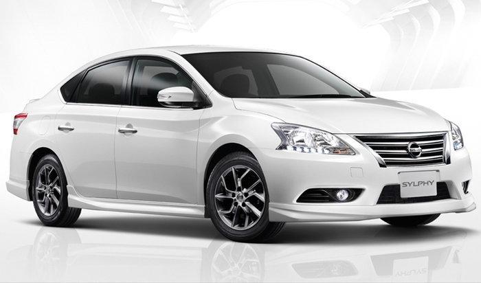 ราคารถใหม่ Nissan ในตลาดรถยนต์ประจำเดือนสิงหาคม 2559