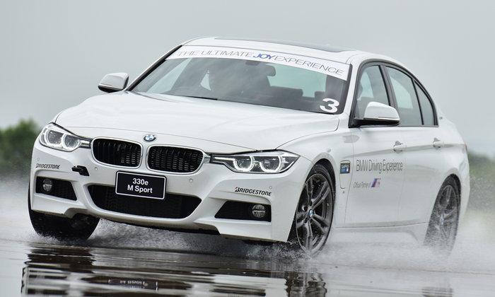รีวิว BMW 330e M Sport 2017 แรงเกินคาด-หล่อเกินใครกับกิจกรรม BMW Driving Experience
