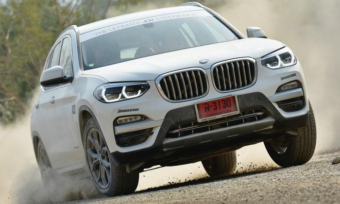 รีวิว BMW X3 xDrive 20d xLine 2018 ใหม่ เอสยูวีหรูขับสนุกสำหรับครอบครัว
