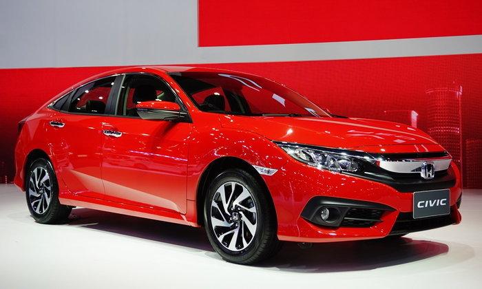 รวมโปรโมชั่นรถใหม่ป้ายแดงในงานมอเตอร์โชว์ 2018