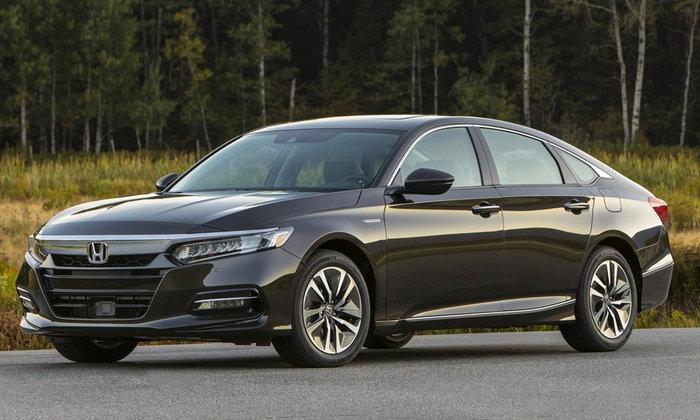 Honda Accord Hybrid 2018 ใหม่ เคาะราคาจำหน่ายเริ่มต้นเพียง 7.83 แสนบาทในสหรัฐฯ