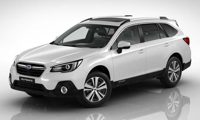 Subaru Outback 2018 ไมเนอร์เชนจ์ใหม่เปิดตัวในอังกฤษ เริ่ม 1.33 ล้านบาท