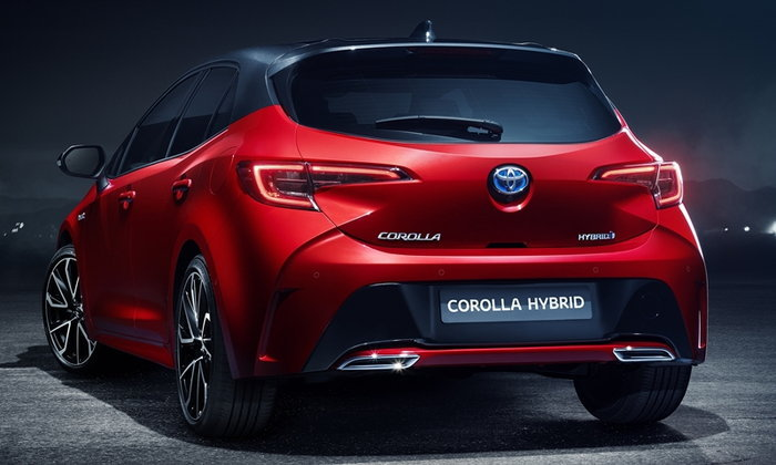 Toyota Auris เตรียมเปลี่ยนชื่อเป็น Corolla 2019 ในตลาดยุโรป
