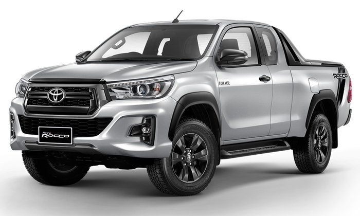 Toyota Hilux Revo Rocco 2018 new, add 2.4 liter models, cut prices starting at 839,000 baht
