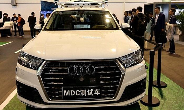 Audi จับมือ Huawei จ่อพัฒนาระบบขับขี่อัตโนมัติ Level 4 สุดล้ำ