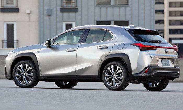 Lexus UX 2019 ใหม่ เคาะราคาเริ่มต้น 1.045 ล้านบาทในสหรัฐฯ