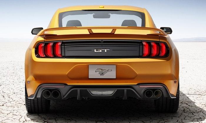 Ford Mustang 2018 ใหม่ เปิดตัวในไทย 4 ตุลาคมนี้ ราคาเริ่ม 3.599 ล้านบาท