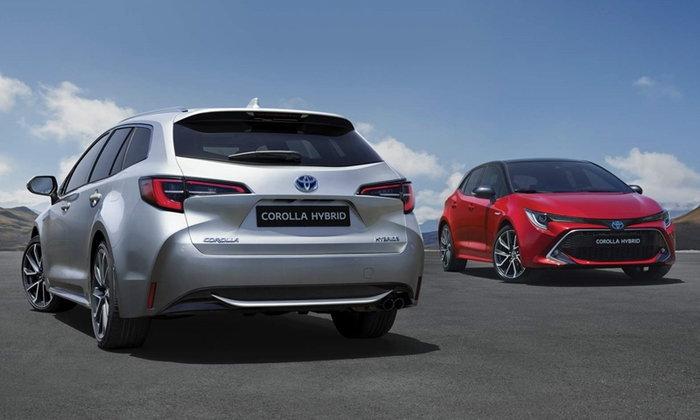 Toyota Corolla 2019 ใหม่ ทั้ง Hatchback/Wagon เผยโฉมที่ปารีสมอเตอร์โชว์