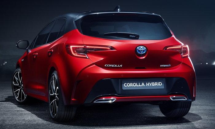 Toyota Corolla 2019 ใหม่ เริ่มวางจำหน่ายในอังกฤษ ราคาเริ่ม 892,000 บาท
