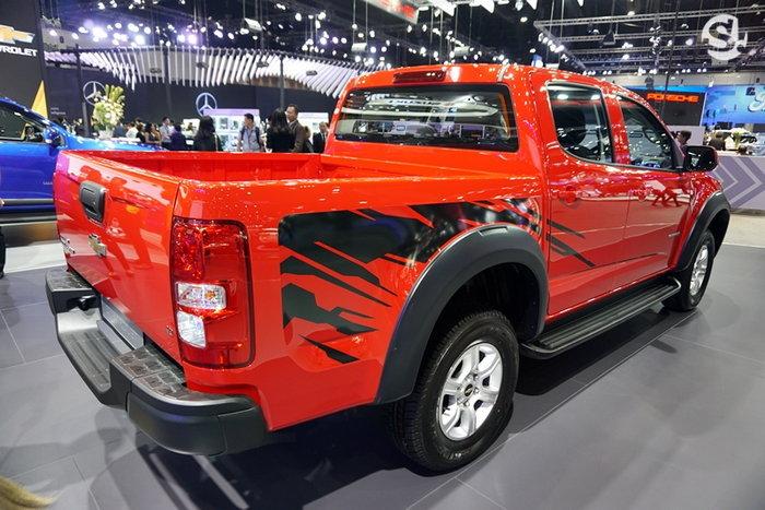 Chevrolet Colorado Tornado Edition 2019 ใหม่ พร้อมชุดแต่งรอบคัน เพียง 7.99 แสนบาท