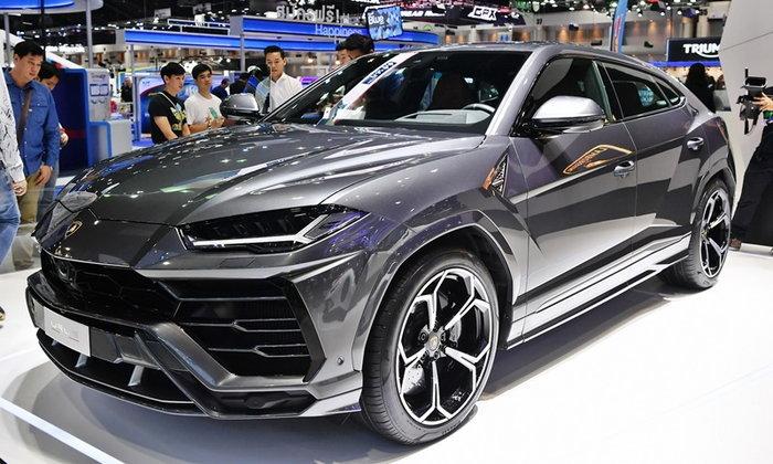 ของจริง! Lamborghini Urus 2019 ใหม่ ซูเปอร์เอสยูวีหรู ราคา 23,420,000 บาท