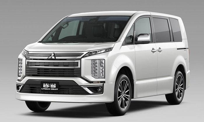 Mitsubishi Delica D:5 Urban Gear 2019 ใหม่ อีกทางเลือกสำหรับคนชอบความสปอร์ต