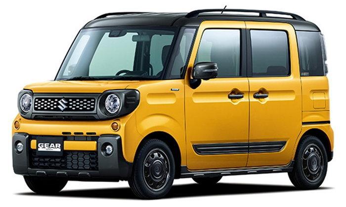 Suzuki Spacia Gear 2019 ใหม่ เวอร์ชั่นตกแต่งสไตล์เอสยูวีเปิดตัวที่ญี่ปุ่น เริ่ม 473,000 บาท