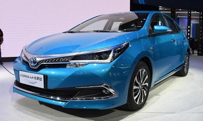 Toyota Corolla Twin Engine E+ 2019 ขุมพลังปลั๊กอินไฮบริดเตรียมเปิดตัว 16 พ.ย.นี้
