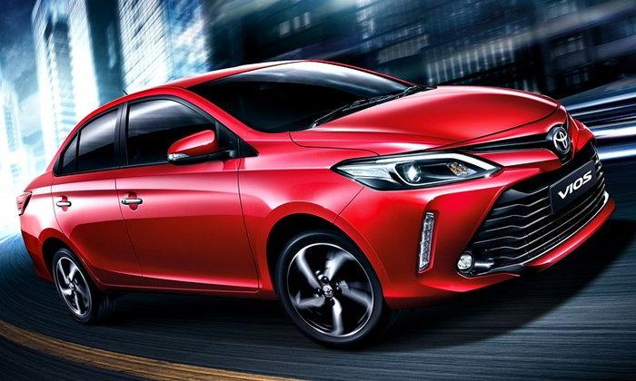 Toyota Vios 2019 รุ่นปรับปรุงใหม่ ตัดเหลือ 3 รุ่นย่อย เริ่มต้น 609,000 บาท