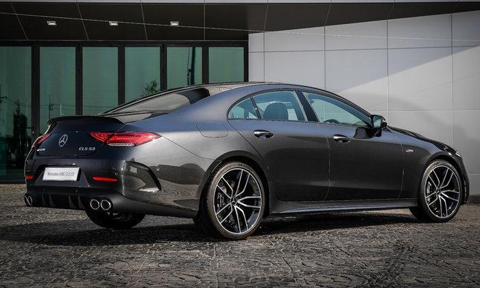 Mercedes-AMG CLS 53 4MATIC+ 2019 รุ่นประกอบในประเทศ ราคา 5,350,000 บาท