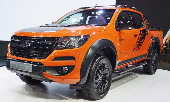ราคารถใหม่ Chevrolet ในตลาดรถประจำเดือนกุมภาพันธ์ 2562