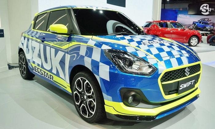ราคารถใหม่ Suzuki ในตลาดรถยนต์ประจำเดือนกุมภาพันธ์ 2562