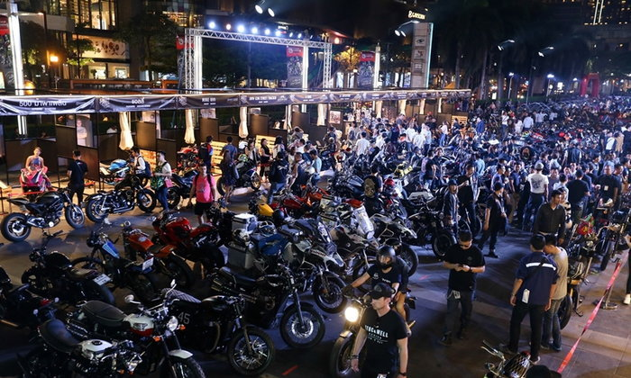 Bangkok Motorbike Festival 2019 งานมอเตอร์ไซค์ครั้งใหญ่เปิดฉาก 13-17 ก.พ.นี้
