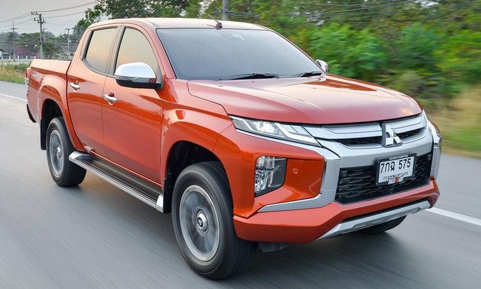 รีวิว Mitsubishi Triton 2019 ไมเนอร์เชนจ์ใหม่ ปรับดีไซน์ไฉไล ขับมันส์เหมือนเดิม