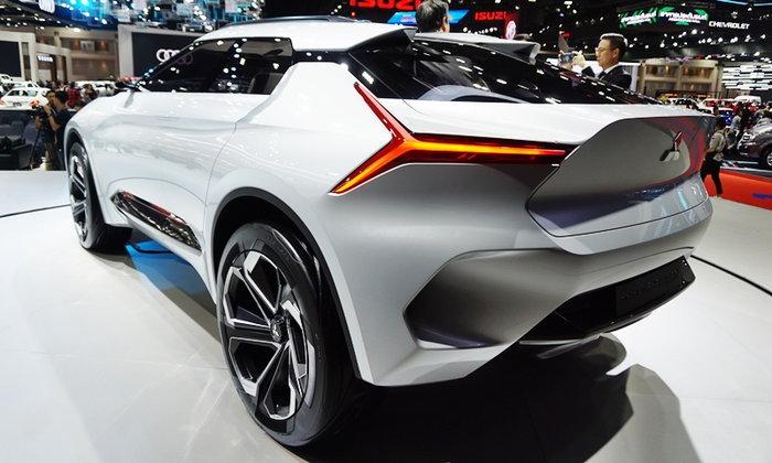 Mitsubishi e-Evolution Concept 2019 ใหม่ ต้นแบบครอสโอเวอร์ไฟฟ้าที่งานมอเตอร์โชว์