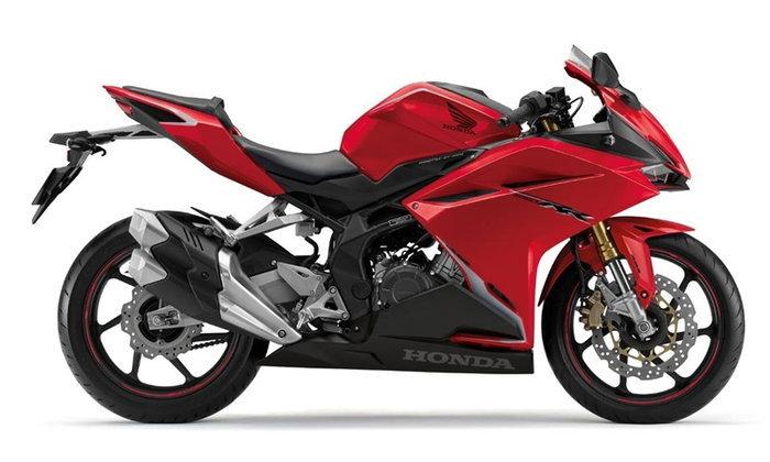 Honda CBR250RR 2019 ใหม่ นำเข้าจากญี่ปุ่น ราคา 249,000 บาท ที่งานมอเตอร์โชว์