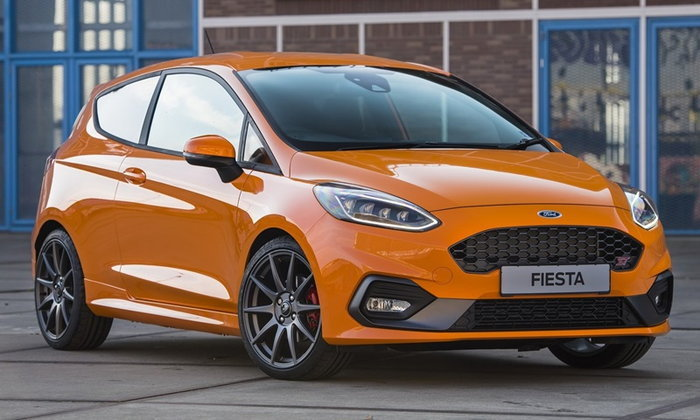 Ford Fiesta ST Performance 2019 ใหม่ รุ่นพิเศษจำกัดเพียง 600 คันที่อังกฤษ