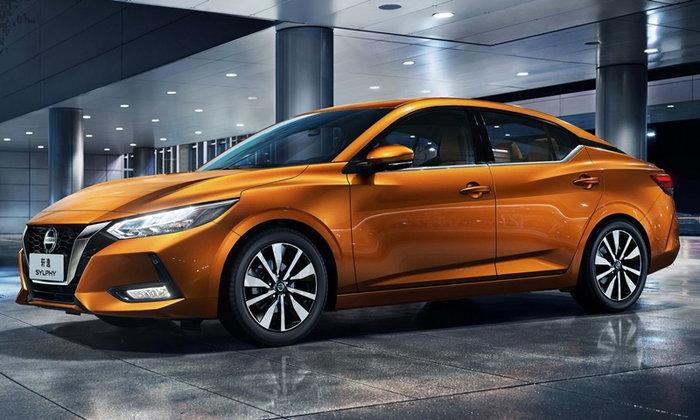 สเป็คเบื้องต้น All-new Nissan Sylphy 2019 ใหม่ น่าใช้กว่าเดิมเยอะ!