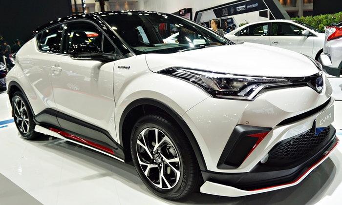 Toyota C-HR 2019 ใหม่ อาจปล่อยรุ่น Nürburgring แต่งสปอร์ตเต็มพิกัดในไทย