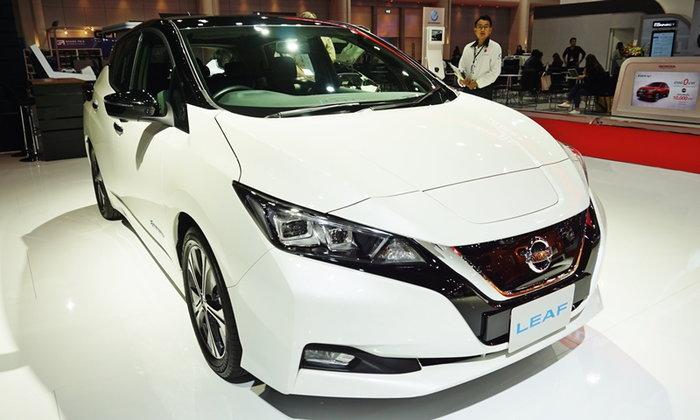 ราคารถใหม่ Nissan ในตลาดรถยนต์ประจำเดือนเมษายน 2562