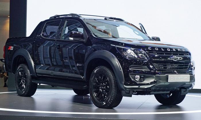 ราคารถใหม่ Chevrolet ในตลาดรถประจำเดือนมีนาคม 2562