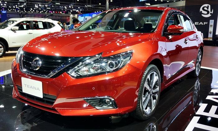 ราคารถใหม่ Nissan ในตลาดรถยนต์ประจำเดือนมีนาคม 2562