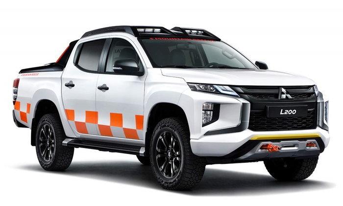 Mitsubishi L200/Triton 2019 ไมเนอร์เชนจ์พร้อมขุมพลัง 2.2 ลิตร บล็อกใหม่ที่ยุโรป
