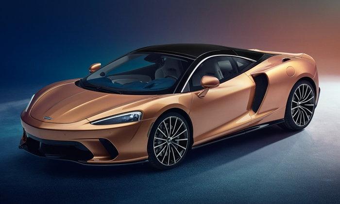McLaren GT 2019 ใหม่ พร้อมขุมพลัง V8 เทอร์โบคู่ 620 แรงม้าเปิดตัวแล้ว