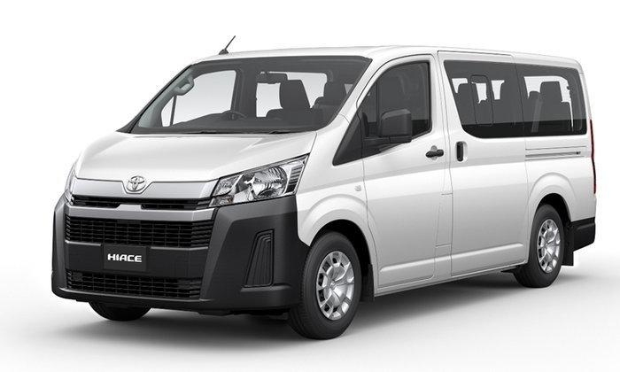 All-new Toyota Hiace 2019 ใหม่ มีให้เลือกทั้งหมด 2 รุ่น เคาะเริ่มต้น 999,000 บาท