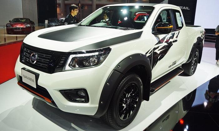 ราคารถใหม่ Nissan ในตลาดรถยนต์ประจำเดือนพฤษภาคม 2562