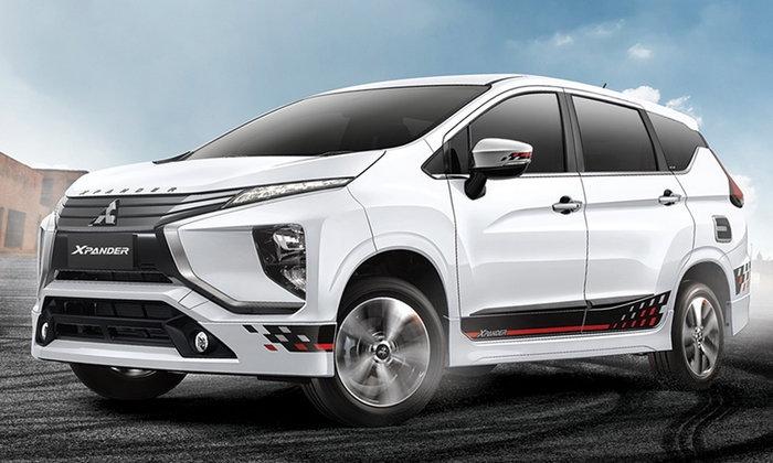 Mitsubishi Xpander Limited 2019 ใหม่ เพิ่มชุดแต่งรอบคันเอาใจชาวอินโดฯ