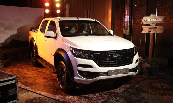 ราคารถใหม่ Chevrolet ในตลาดรถประจำเดือนสิงหาคม 2562