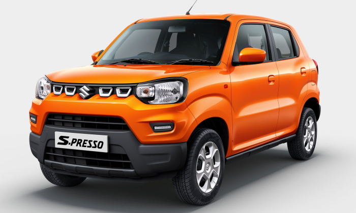 Maruti Suzuki S-Presso อเนกประสงค์ไซส์มินิที่อินเดีย เริ่มต้นไม่ถึงสองแสน!